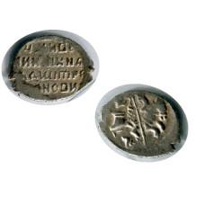 Копейка Лжедмитрия I 1605-1606 Гг., 69