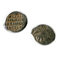 Копейка Василия Шуйского 1606 - 1610 Гг. (4,1)