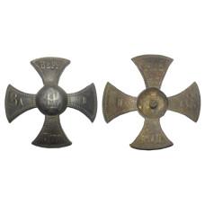 Ополченский крест участника Крымской войны 1855 г. (Николай I)